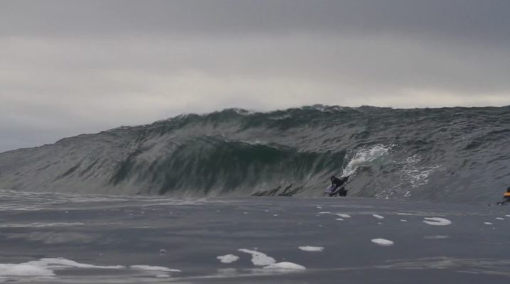 Curtis Prior Canada Bodyboarding 2017 Cold Water