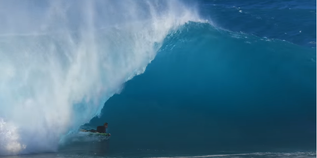 Iain Campbell Pipeline Pit 201617 Season Inverted Bodyboard Blog
