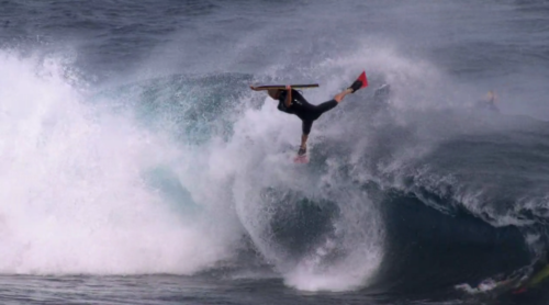 Joe Clarke Samoa Inverted - Inverted Bodyboarding Blog