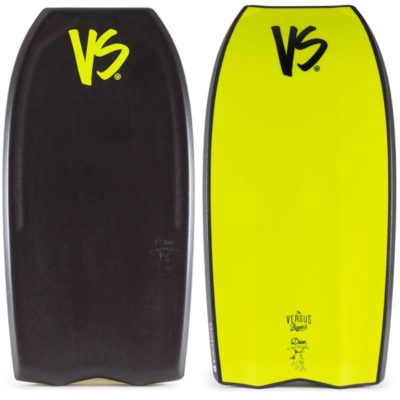 PFS3 Wi-Fly Dave Winchester Model Black and Yellow New Tech Bodyboard Inverted Bodyboarding Blog