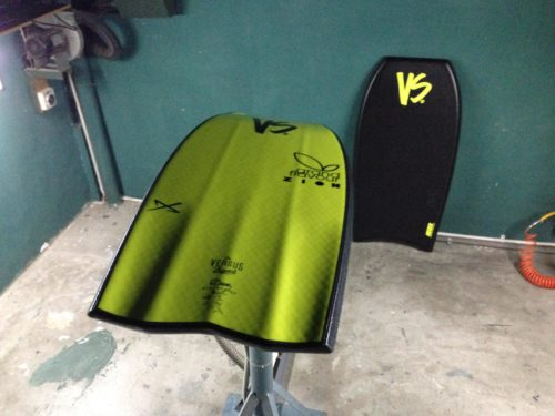 Specs and Speculations Inverted Bodyboarding Blog WiFly and quad concave information