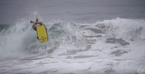 Tanner McDaniel Backy California Bodyboarding Inverted Bodyboard Blog