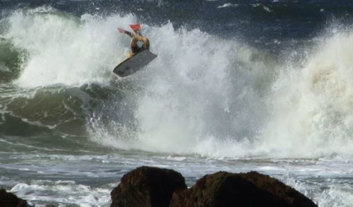 Chase O'Leary Bodyboarding Air Reverse Inverted Bodyboard Blog