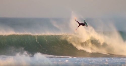 Tristan Roberts Bodyboarding Inverted Video Blog