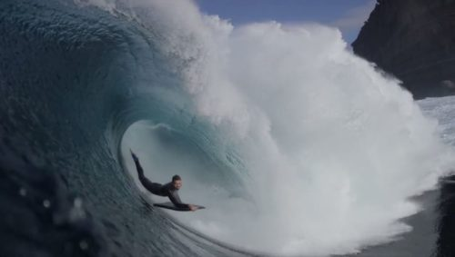 Cohen Thomas and Sam Thomas bodyboarding Tasmania on Inverted Bodyboarding blog