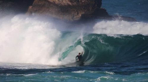 Michael Perry Bodyboarding in Java