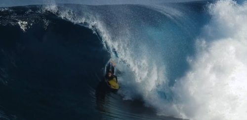 William Lujan Bodyboarding The Canary Islanders