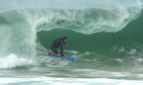 Matt Lackey Bodyboarding Duranbah Drop Knee Inverted Bodyboarding Blog