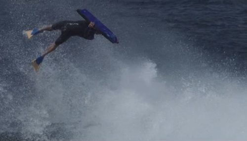 Amaury Laverhne Bodyboarding Invert Inverted Bodyboard Blog