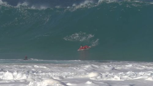 Andre Botha Bodyboarding Keiki at Inverted Bodyboarding Blog