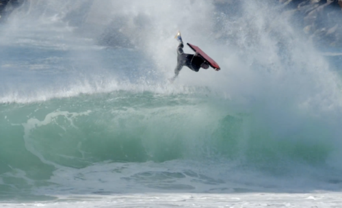 Jacob Hein Bodyboarding Gold Coast
