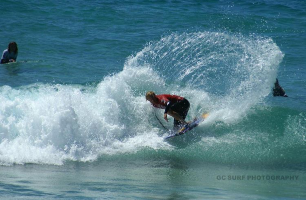 Dave Winchester Bodyboarding Drop Knee Hack Gold Coast Bodyboard Club