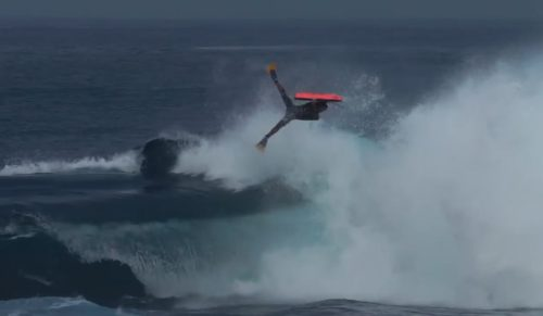Marli Dunn and Nick Gornall Bodyboarding South Australia Inverted Bodyboard Shop