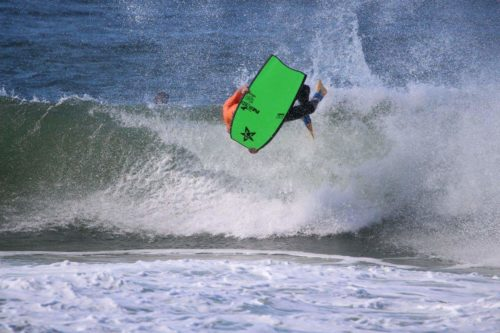 Noah Aubort Flip Gold Coast Bodyboarding Club