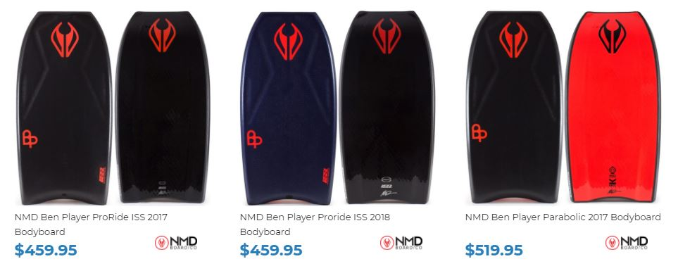 Shop NMD Bodyboards at Inverted Bodyboard Shop