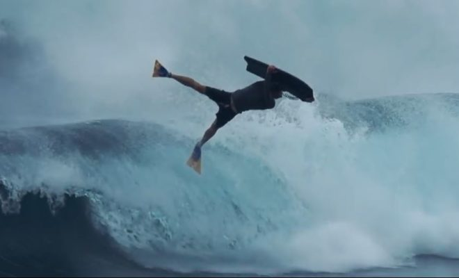 George Humphreys Bodyboarding Cloud Nine at Inverted Bodyboard Shop Web