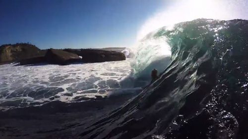 Sam Proctor Bodyboarding South Coast NSW